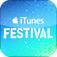 431168066 Lapplication officielle de liTunes Festival se met à jour