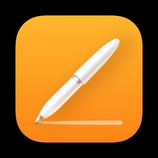 409201541 La suite iWork (Pages, Numbers, Keynote) change dicônes pour macOS Big Sur