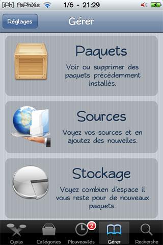 IMG 0198 Tutoriel   Ajouter la source, repo Cydia iPhone3GSystem