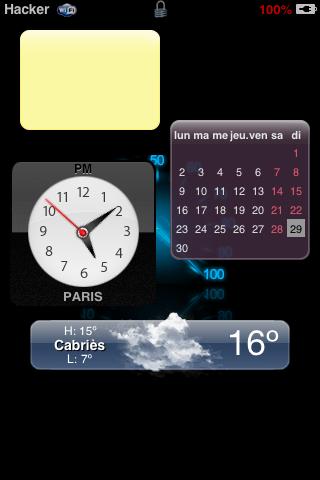 Cydia   QuickBoard 3.0 : Personnalisez votre LockScreen