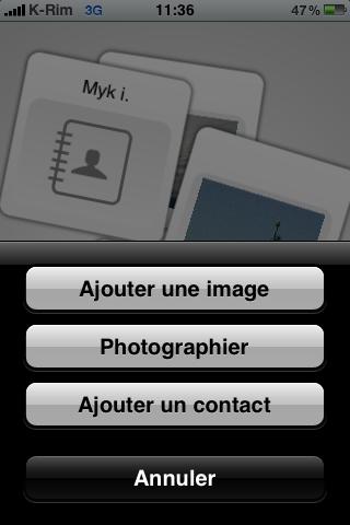 App   Mover 3.0 disponible sur lAppStore