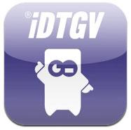icon AppStore   iDTGV : Commander des e billets via liPhone
