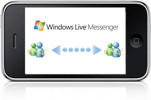 msn AppStore   Microsoft : MSN et Bing bientôt sur iPhone