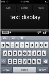 2 AppStore   Touch Mouse : Logitech Souris et clavier tactile pour commander votre ordinateur