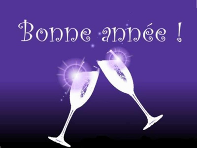 bonne annee Bonne Année !