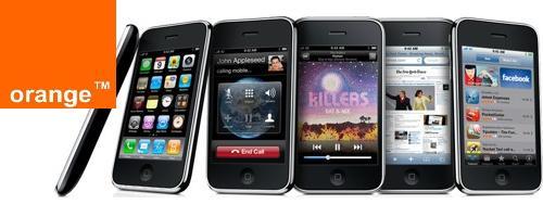 iphone 3gs front6 450 News   Fin de la procédure contre Orange concernant le contrat dexclusivité signé avec Apple