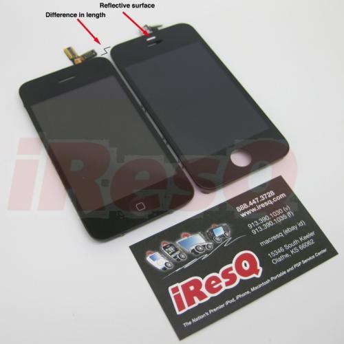 1 Rumeur   lécran de liPhone 4G en photos