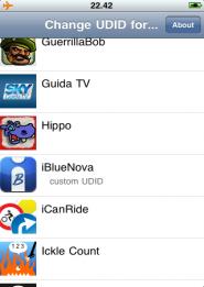 1 Tutoriel   Crack iBlueNova 2.0 pour iPhone 1G / 3G / 3GS & iPod Touch 2G / 3G