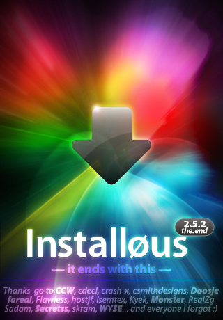 Defaultdafa Cydia   Install0us 2.5.2 the End enfin disponible