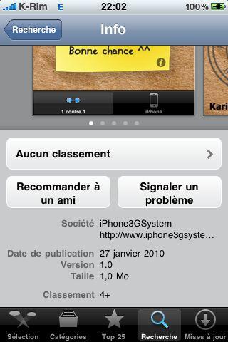 IMG 08841 Jeux   MoinsOuPlus : Enfin disponible sur lAppStore