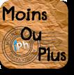 IconMoinsPlus Jeux   MoinsOuPlus : Enfin disponible sur lAppStore