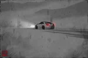 drifts2 300x200 Jeux   Drift Sumi e : Un jeu fort sympathique en réduction