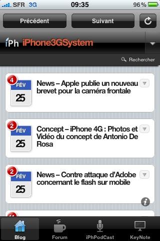 photo2 AppStore   iPhAccess 2.1 enfin validée par Apple