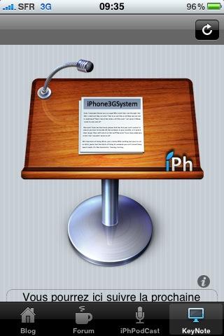 photo5 AppStore   iPhAccess 2.1 enfin validée par Apple