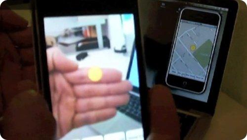 1268397643 News   Utiliser la camera de liPhone pour contrôler une application [Vidéo]