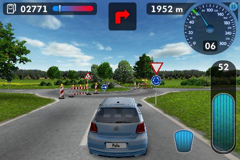 140225 21 Jeux   Volkswagen Think Blue Challenge :  Gratuit sur lAppStore