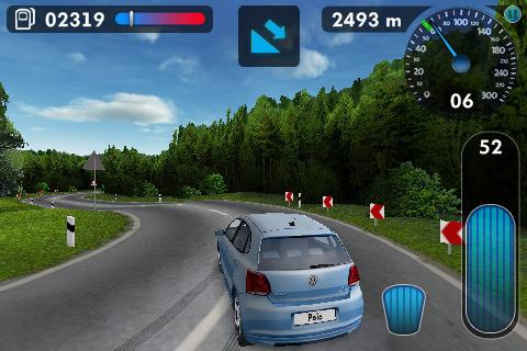 140225 3 Jeux   Volkswagen Think Blue Challenge :  Gratuit sur lAppStore