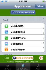 2 160x240 Cydia   SBOrganizer : Gérer vos icônes sur la SpringBoard