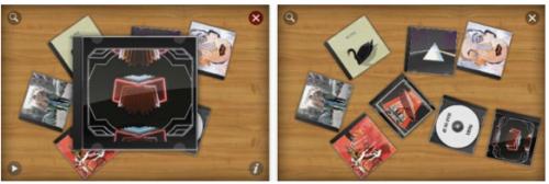 2albums 500x168 AppStore   Albums : Manipuler de vos doigts votre discographie sur iPhone et iPod Touch