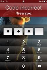 IMG 0008 160x240 Cydia   Passcode Lock Preventer 1.0 6 : Désactiver le compte à rebours du lockscreen