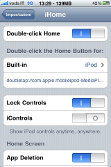 IMG 0445 160x240 Cydia   iHome : Personnaliser vos réglages iPhone
