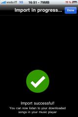 IMG 0593 160x240 Cydia   MewSeek Pro 2.1 : téléchargez directement des musiques depuis votre appareil