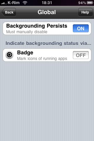 IMG 0966 Cydia   Backgrounder snv.r330 3 : Mise à jour disponible pour tous les modèles iPhone et iPod Touch