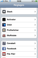 IMG 0968 160x240 Tutoriel   Backgrounder + ProSwitcher : MultiTâches et Gestionnaire de Tâches sur iPhone