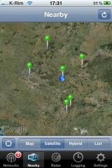 IMG 0977 160x240 Cydia   WIFIFoFum : Scanner tous les réseaux wifi autour de vous