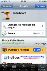 IMG 0979 160x240 Cydia   infiniBoard : Mise à jour en version 1.1