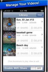 capture 5159 160x239 AppStore   iVideoCamera : Enregistrer des vidéos sur iPhone v1 et 3G