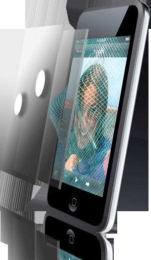features multitouch hero20080115 News   Le multi touch de liPhone, accusé de violation de brevet