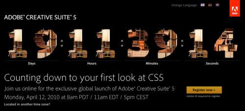 flash29467 500x227 News   Applications iPhone : Adobe Creative Suite 5 CS5 bientôt disponible