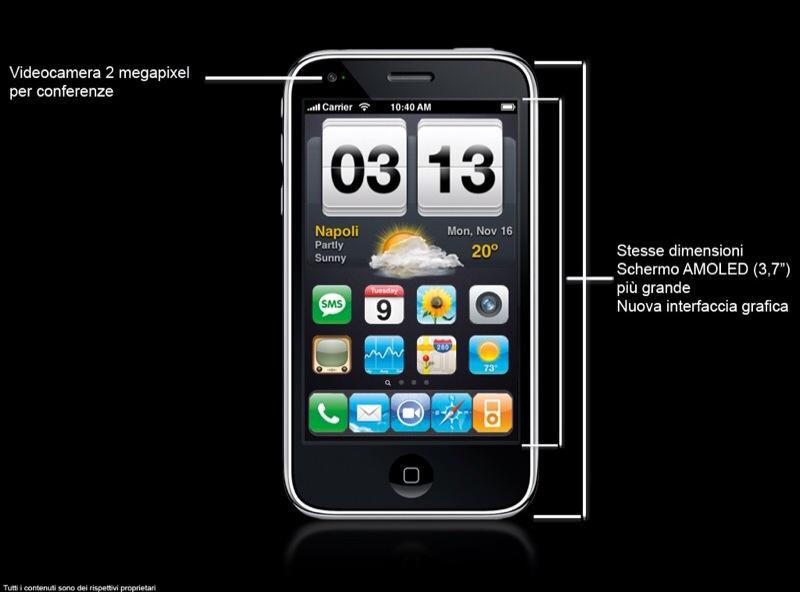 foto 2 Concept   iPhone 4G : Un concept de plus de un ...