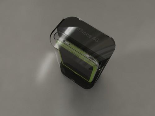 fotoconf2 500x375 Concept   Boîte et Dock pour iPhone 4G