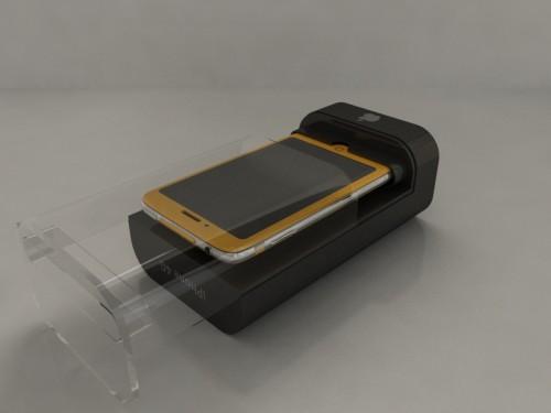 fotoconf3 500x375 Concept   Boîte et Dock pour iPhone 4G