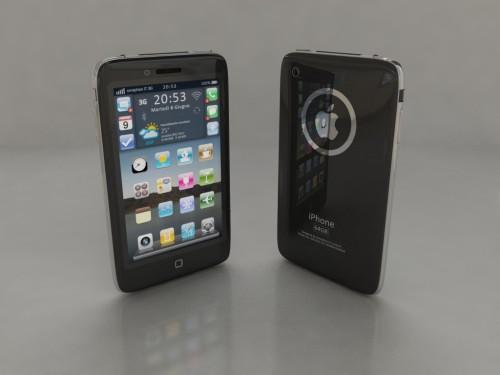 fotos3n 500x375 Concept  iPhone 4G : Un nouveau concept plus fun