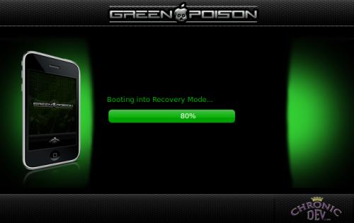 g3 500x315 Jailbreak   GreenPois0n : toujours dans la course au Jailbreak