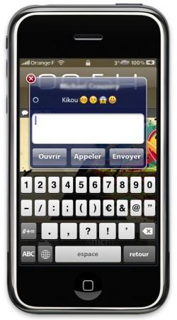 iPhone 250x451 Cydia   Mise à jour de biteSMS en 4.7 (beta 3b)