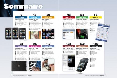 iphone page 004 005 500x333 iPhConcours   7 exemplaires du magazine spéciale iPhone par Presselivre à gagner sur iPhone3GSystem
