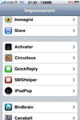 mem1 Cydia   MemoryTap : Un nouvel utilitaire capable de libérer la mémoire RAM de liPhone