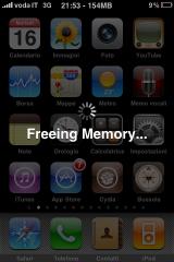 mem3 Cydia   MemoryTap : Un nouvel utilitaire capable de libérer la mémoire RAM de liPhone
