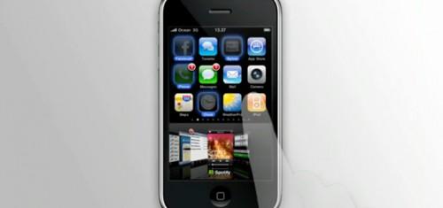 multitaskiphone 500x235 Rumeur   Le firmware 4.0 gérera le multitâche nativement