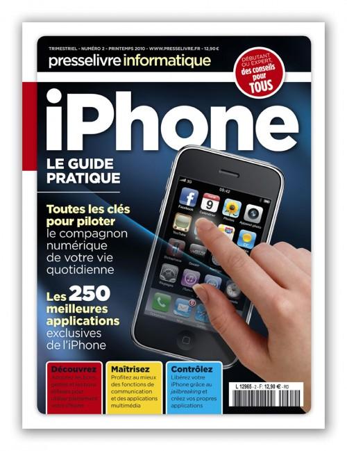 pl couv 2 500x649 iPhConcours   #Septième Jour : 1 Magazine iPhone par PresseLivre avec iPhone3GSystem