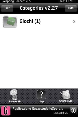 rtnx3p.jpg Cydia   Categories 2.99.4 : Ranger vos icônes dans des dossiers