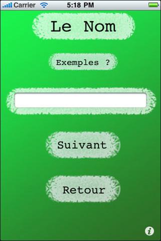 screen2 Jeux   C Exquis : Disponible sur lAppStore