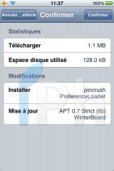 1 160x240 Cydia   Mise à jour de WinterBoard disponible