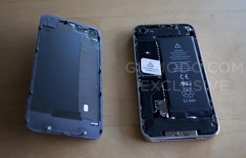 19 News   Désossage complet du prototype de liPhone 4G