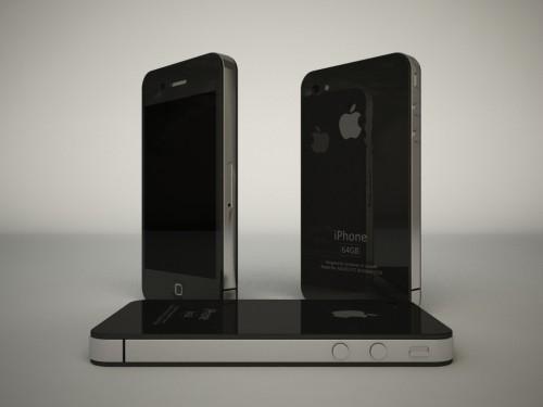 4g1 Concept   iPhone 4G en 3D par Seraphan