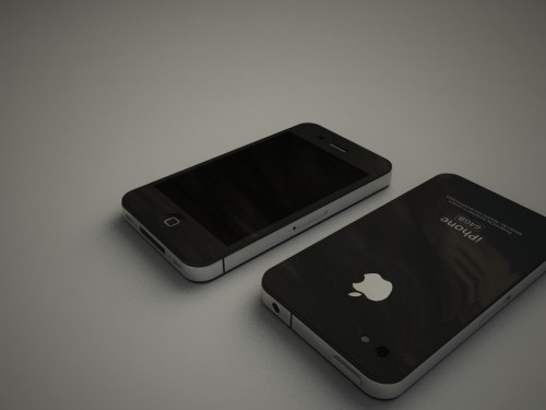4g2 Concept   iPhone 4G en 3D par Seraphan